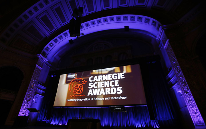 Carnegie Science Awards 2016