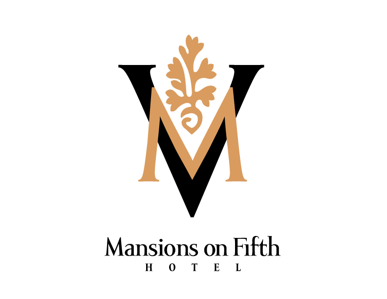 Mansions on 5th logo for Teenie Harris Gala